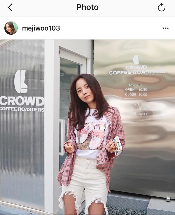 Is J-hope's sister Jung Dawon a fashion designer? - Quora