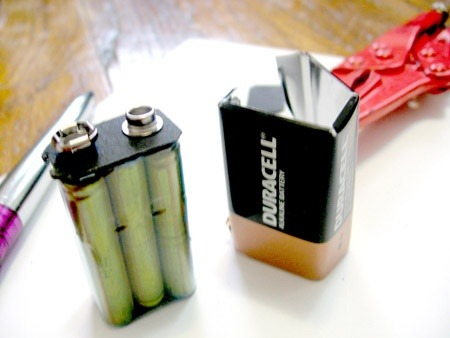 why are 9 volt batteries rectangular quora. Black Bedroom Furniture Sets. Home Design Ideas