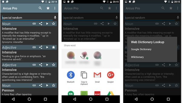 google dictionary app for android