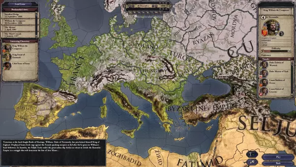 Which games do you consider extremely well made but niche to the go on yeah that whole frickin map just pick one of these countries to rule your challenge is for your lineage to survive to gumiabroncs Images