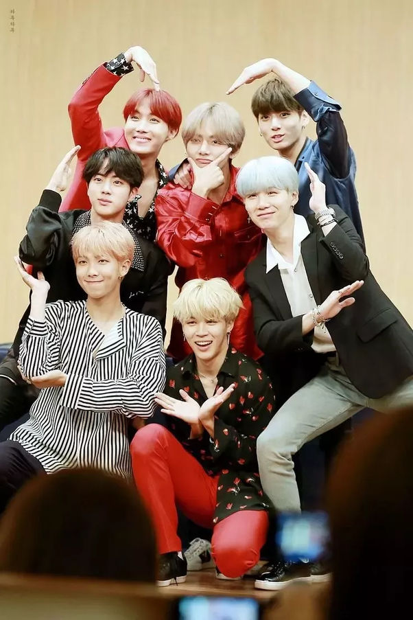 What has BTS taught you/helped you overcome? - Quora
