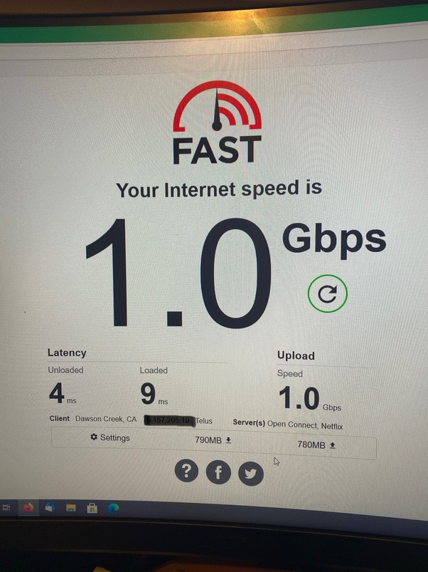 What S Your Internet Speed Quora