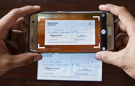 What is the largest check you can deposit in an ATM? Why
