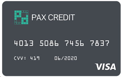 Pax credit forex card review