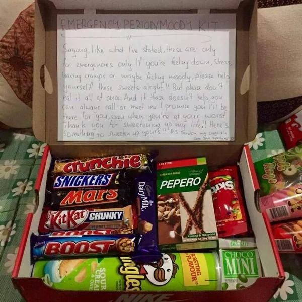 What do i get my boyfriend for christmas quiz