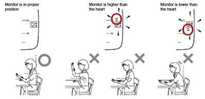omron blood pressure monitor manual bp652