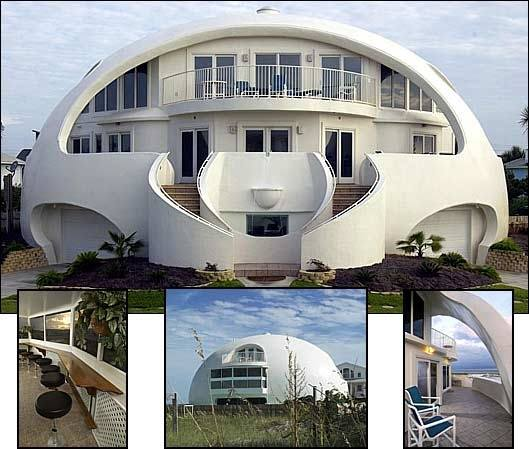 Dome Home Design Ideas: Should I Build A Geodesic Dome Home Or A Monolithic Dome