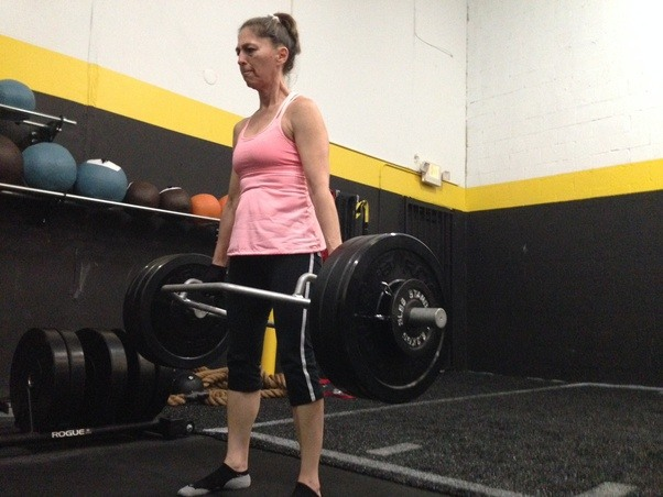 How Much Can The Average Woman Deadlift Quora