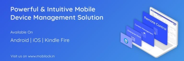 How does mobile device management helps enterprises? - Quora