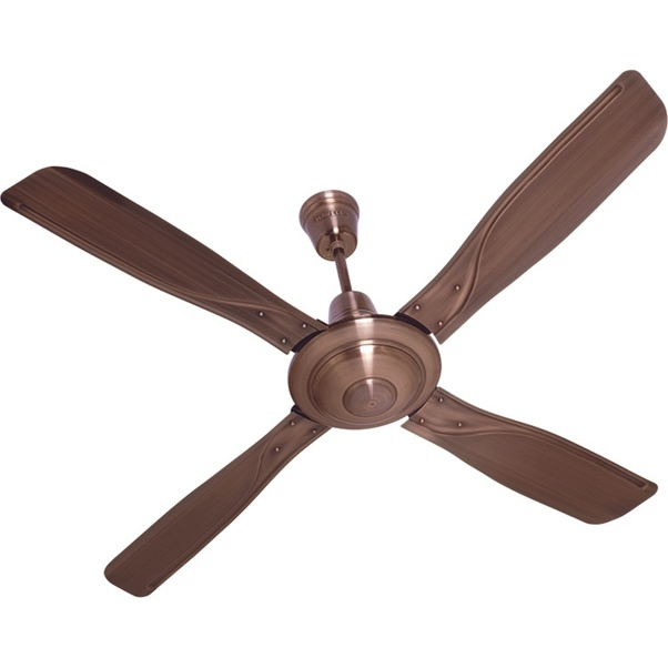 Orient Stallion 52 Antique Brass Ceiling Fan