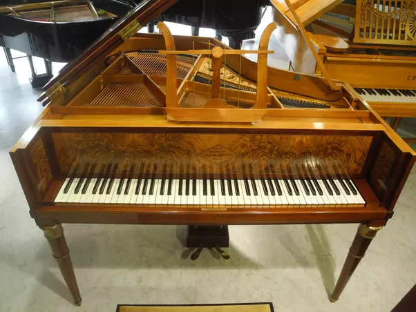 What is the difference between a grand ad a baby grand piano? - Quora