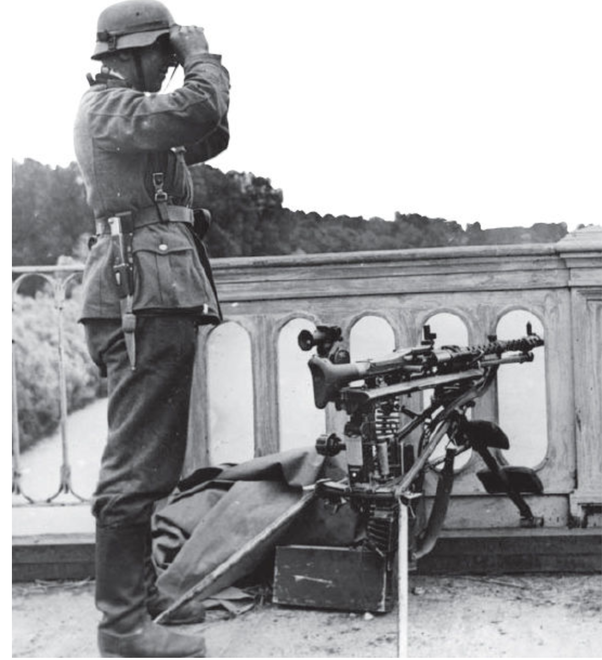 What was the field kit for a German infantryman in WW2? - Quora