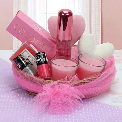 Dont Let The Passage Of Time Deter Her Beautiful Spirit Make Feel Special Younger With This Wonder Gift Hamper That Comprise Color Me Perfume