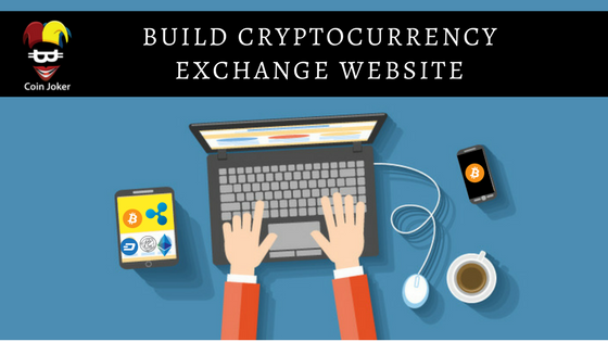 how to setup your own cryptocurrency exchange