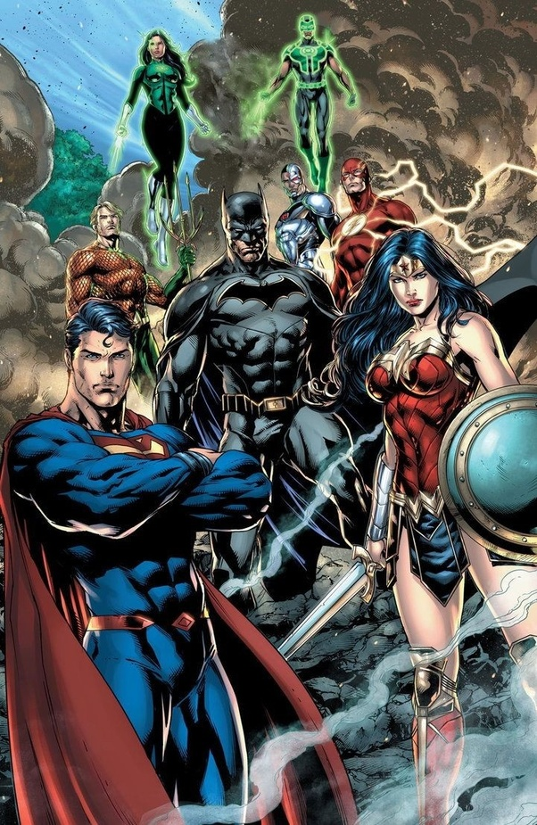 What are the fundamental differences between the DC Comics