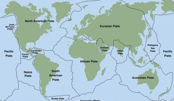 If the 7 continents in the world are africa asia north america the zealandia is not big enough nor does it have its own tectonic plate gumiabroncs Gallery