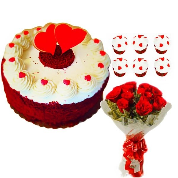 What Is The Best Way To Send Flowers And Cake Home