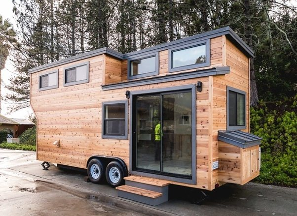 Would you live in a tiny house Quora