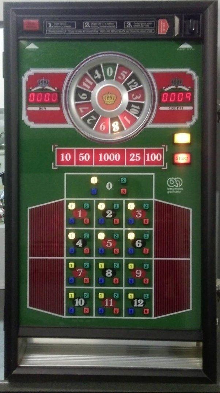 Bergmann roulette machine cheats visa slot booking chennai