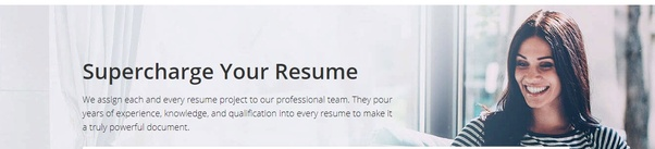 Is resume writing services worth it