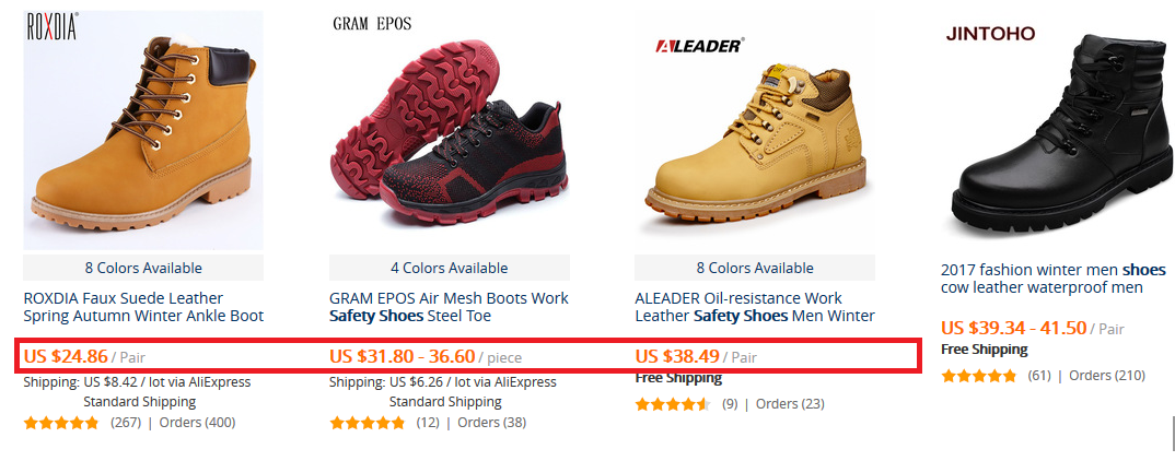 1df33425fb Where can I buy safety shoes online that ships worldwide? - Quora