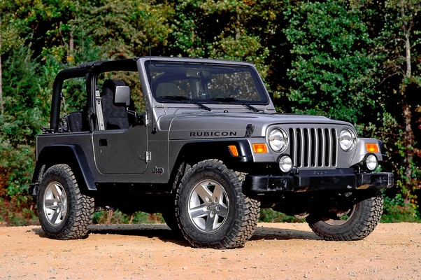 Why didn't Jeep produce any Wranglers in 1996? - Quora