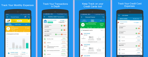 What is the best expense tracker in India? I have tried Intuit Money