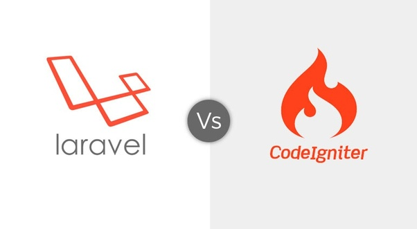 Which is best laravel or codeigniter quora fandeluxe