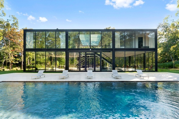 Is It Possible To Build A House Made Entirely Of Glass
