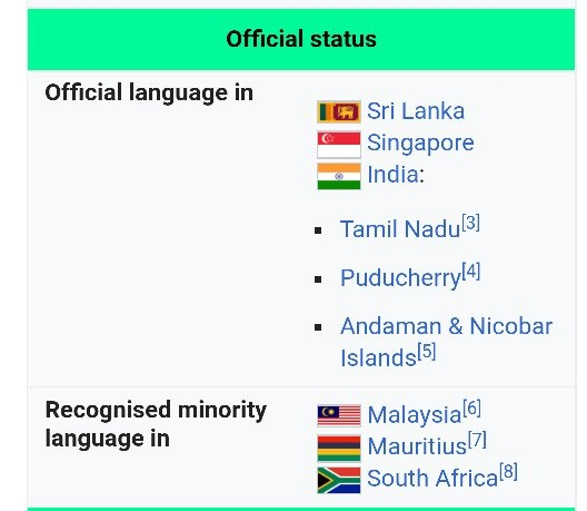 Why are tamilians very proud of the tamil language quora land marks malvernweather Images