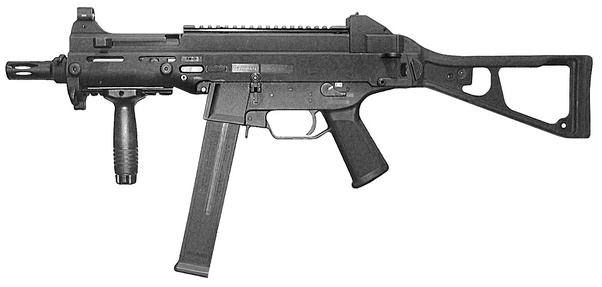 Why is such an awesome SMG like Thompson 1928 (Tommy gun