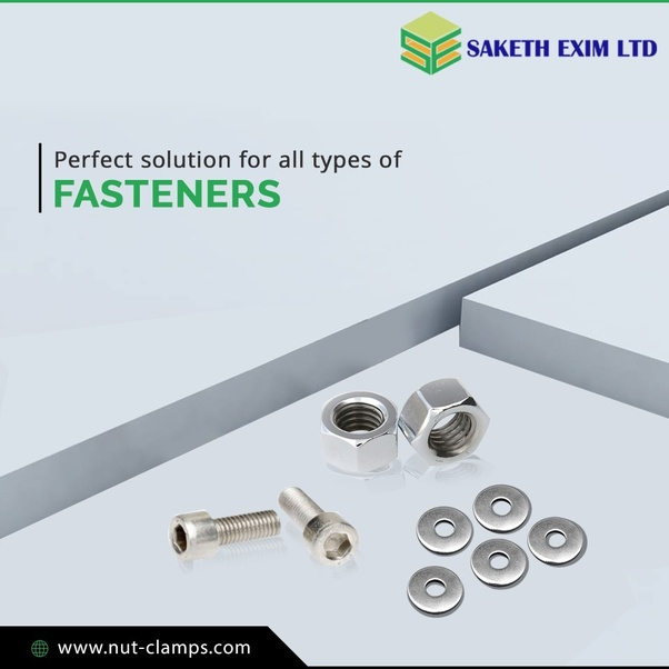 What are the best nuts and bolts manufacturers in India? - Quora