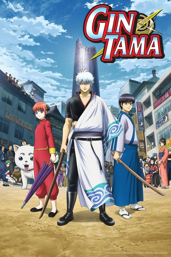 How many Gintama series are there? - Quora