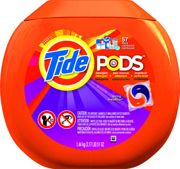 has someone actually died from eating tide pods quora. Black Bedroom Furniture Sets. Home Design Ideas