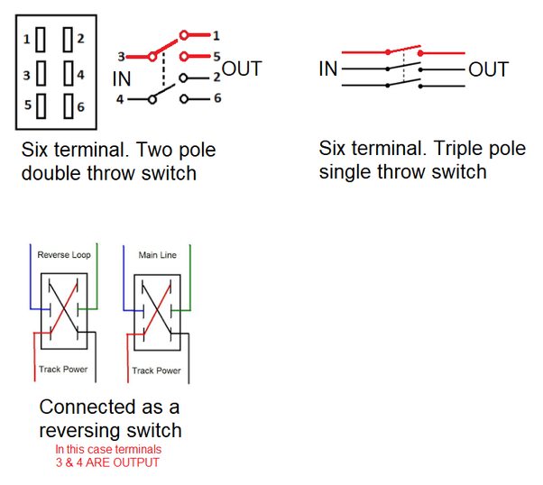 To Wire A Dpdt Switch, Double Pole Single Throw Rocker Switch Wiring Diagram