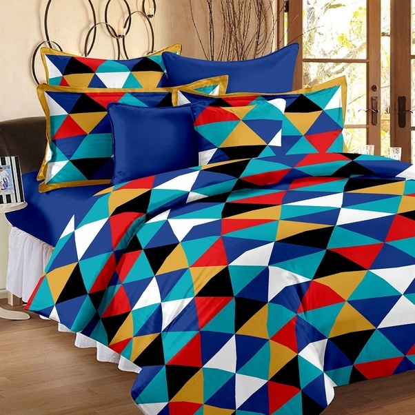 Where can I find good quality, cotton bedsheets in India ...