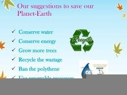 20 Easy Ways You Can Contribute To Save the Environment