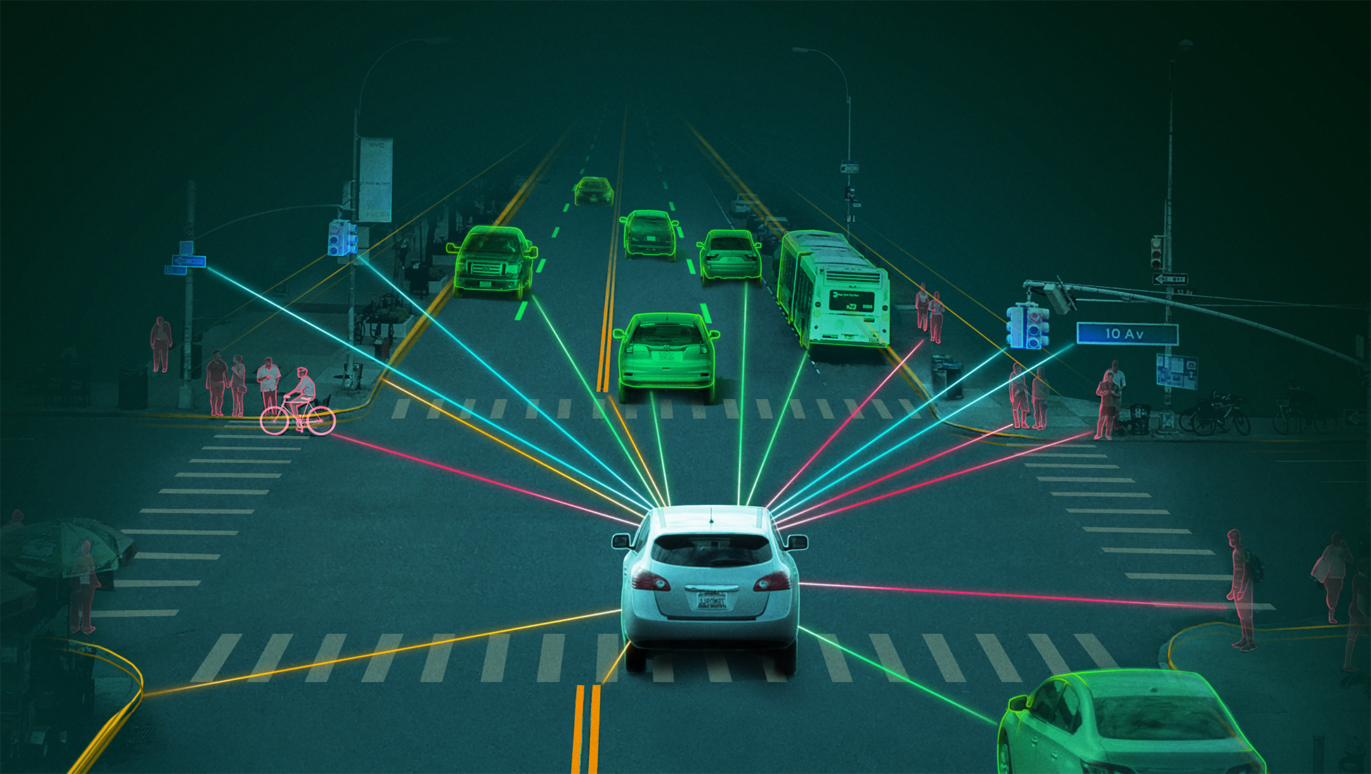 training data for self driving cars