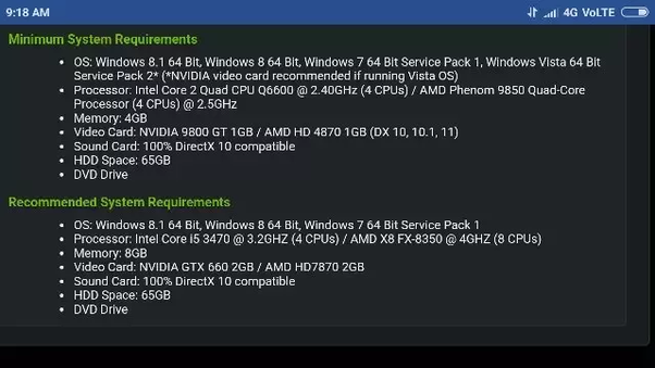 Gta 5 system requirements pc and downloading link — steemit.