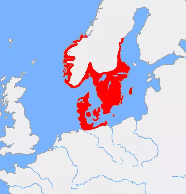 How and when did the 'Vikings'/Northmen originally get to