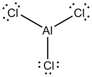 Is AlCl3 a covalent or ionic compound? - Quora  Lewis
