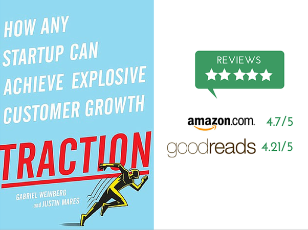 What books should entrepreneurs read quora must read for everyone who wants to grow and gain initial traction for their businessis book contains 19 chapters dedicated to each one of the traction fandeluxe Images