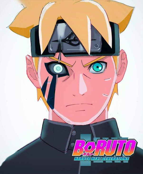 What Kind Of Eye Does Boruto Have Quora