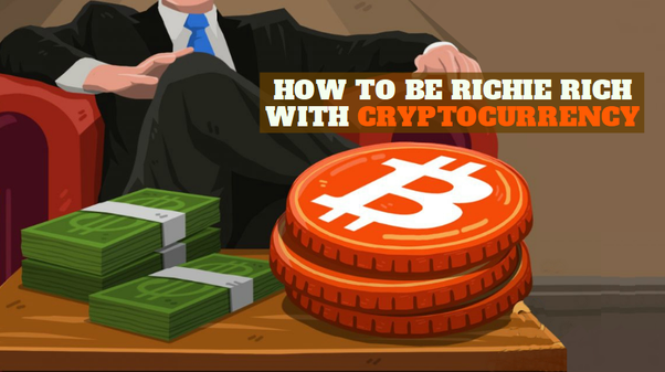 can i be rich with bitcoin