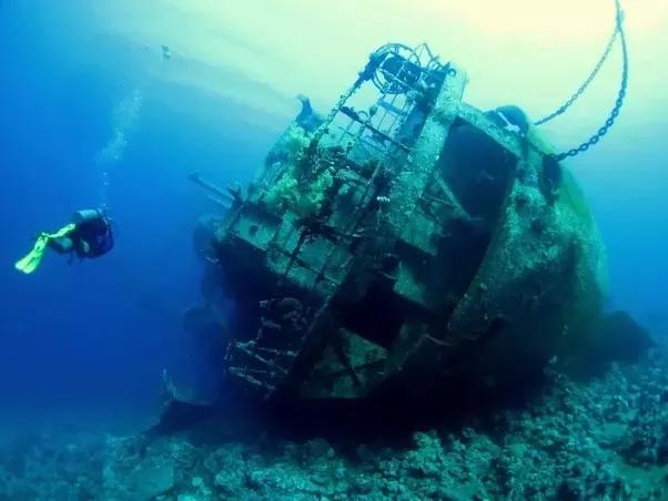 Is eilat or aqaba better for scuba diving quora for Aqaba dive
