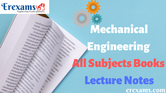 Where can I find mechanical engineering books in PDF format