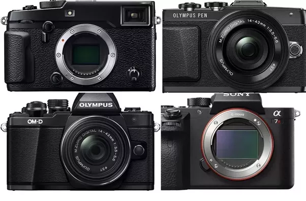 What is the best full-frame mirrorless camera? - Quora