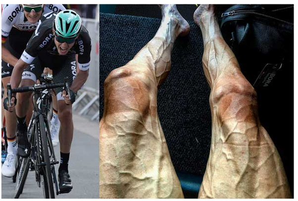 Cyclists body female 10 Hottest