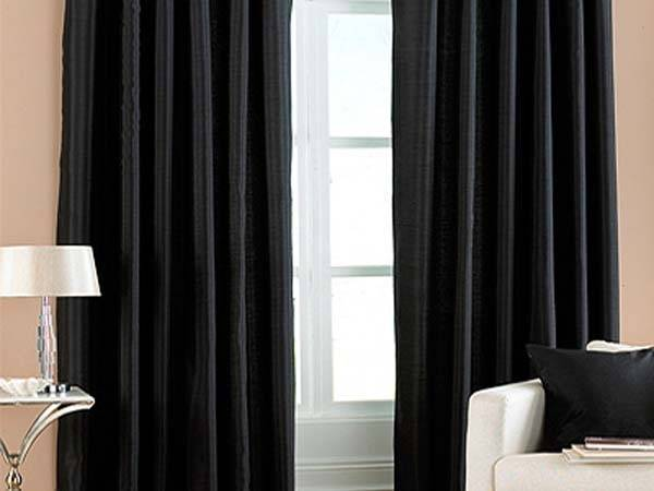 Interior Design Do Black Eyelet Curtains Match With Lime