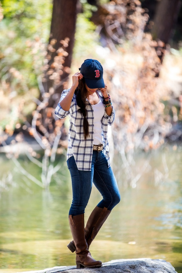 5e8c4f65f09 What are some cute hiking outfit ideas  - Quora
